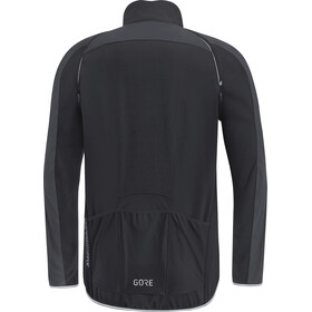 GORE WEAR C3 Windstopper Phantom Afrits Jack Heren, black/terra grey